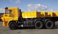 Седельный тягач КамАЗ 65116-6010-48(A5)