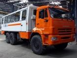 Вахтовый автобус НЕФАЗ 4208-0000511-01
