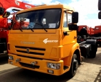 Шасси КамАЗ 4308-3063-69(G5)