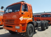 Шасси КамАЗ 43118-3918-50