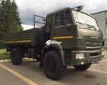 Бортовой КамАЗ 43502-6024-66(D5)