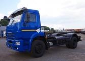 Шасси КамАЗ 53605-3951-48(A5)
