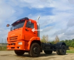 Шасси КамАЗ 53605-3953-48(A5)