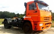 Шасси КамАЗ 53605-773010-48(A5)