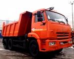 Самосвал КамАЗ 65115-6058-50