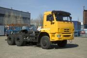 Шасси КамАЗ 65115-3081-48(A5)