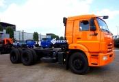 Шасси КамАЗ 65115-3082-48(A5)