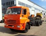 Шасси КамАЗ 65115-3967-48(A5)