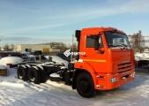Шасси КамАЗ 65115-3967-50