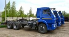 Шасси КамАЗ 65115-773932-50