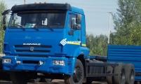 Шасси КамАЗ 65115-3932-48(A5)