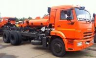 Шасси КамАЗ 65115-3060-48(A5)