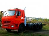 Шасси КамАЗ 65115-3966-48(A5)