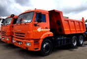 Самосвал КамАЗ 65115-6058-48(A5)