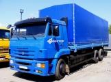 Бортовой КамАЗ 65117-6052-48(A5)
