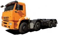 Шасси КамАЗ 65201-3930-49(B5)