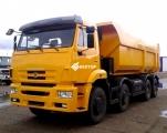 Самосвал КамАЗ 65201-6010-49(B5)