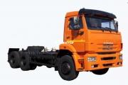 Шасси КамАЗ 6520-3023-49(B5)