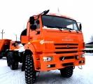 Седельный тягач КамАЗ 65221-6020-53