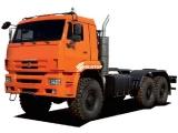 Шасси КамАЗ 65224-3971-53