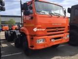 Шасси КамАЗ 6540-3938-48(A5)