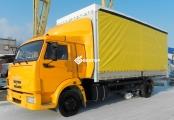 Бортовой КамАЗ 4308-6063-69(G5)