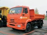 Самосвал КамАЗ 43255-6010-69(G5)