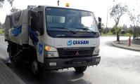 Подметально-уборочные машины CEKSAN